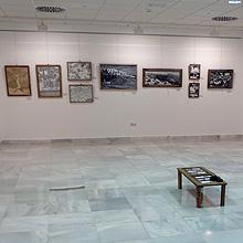 Exposición 2013 Galería Alfareros de la Diputación de Almería