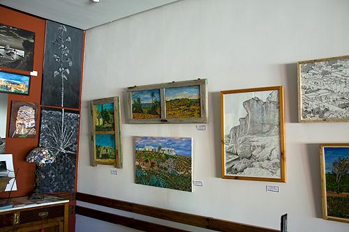 Pinturas y dibujos de Almería