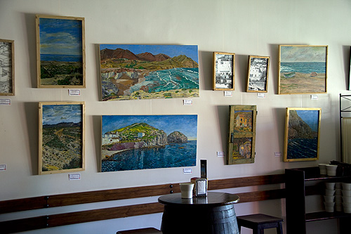 Paisajes del Cabo de Gata