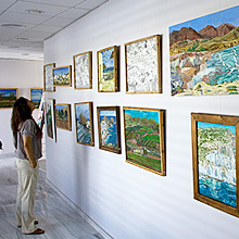 Exposición 2016 Galería Teléfono de la Esperanza