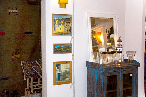 Pinturas de paisajes del Cabo de Gata