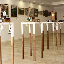 Exposición 2018 La Galería de Aguamarga