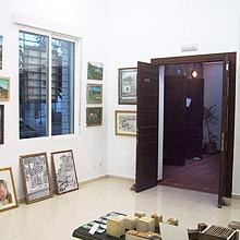 Exposición abril 2012 Centro Cultural Carmen de Burgos de Rodalquilar