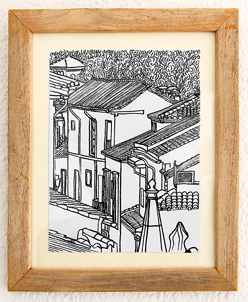 El Albaycín - Granada. Serie 1