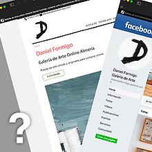 ¿Página web o página de Facebook?